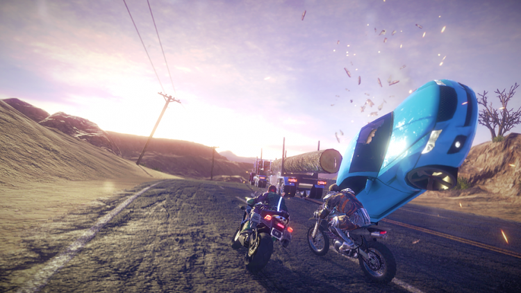 Remember Road Rash Successor of iconic 90s video game set to release in October