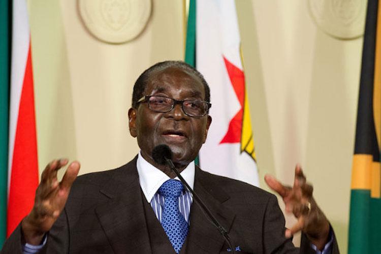 Army takes over Zimbabwe President Robert Mugabe under house arrest