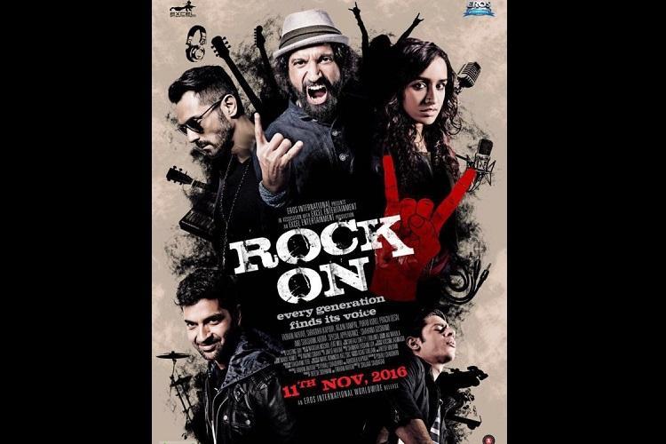 Watch Rock On 2 teaser releases ecstatic fans shower praises on Twitter