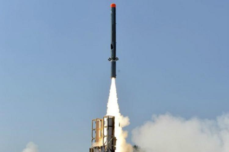 A successful test firing for Nirbhay!!