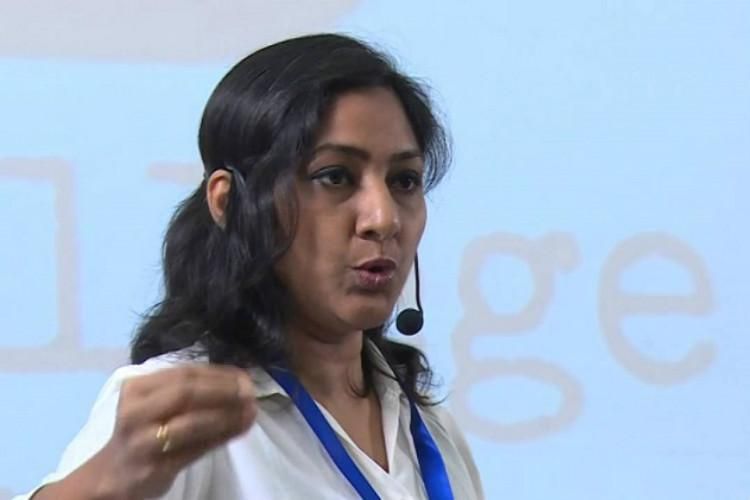 We live in a time of strict censorship there is no freedom of speech Actor Rohini
