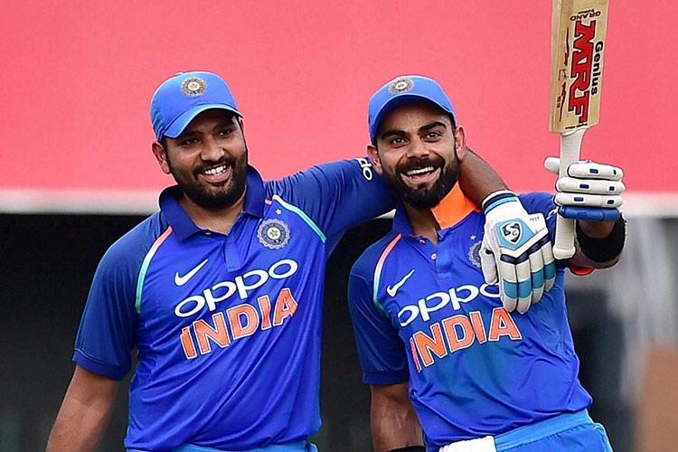 Rohit Sharma is the best one-day player Kohli