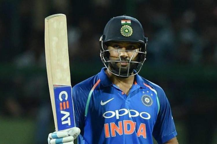 Rohit Sharmas record third double hundred vaults him into top 5 of ICC ODI rankings