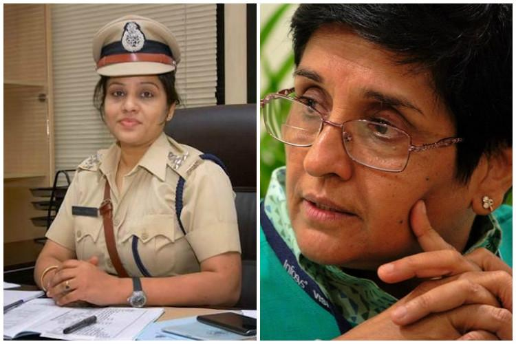Kiran Bedi slams DIG Roopas transfer says this is reflective of system and unacceptable