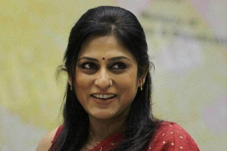 Actor-turned-politician Roopa Ganguly to replace Sidhu as Rajya Sabha MP