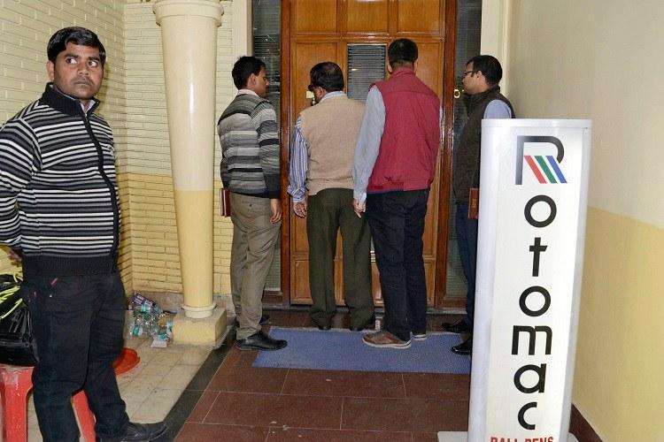 CBI arrests Rotomac firm owner Vikram Kothari son