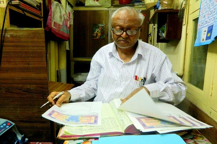The stamp paper vendor in Mylapore who is Jayalalithaas lucky charm