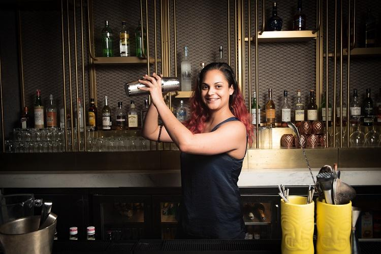 Meet Roxanne Read South African mixologist whos inventing cocktails for Hyd pub
