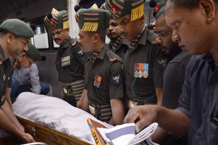 Sahayak expose Family says jawan didnt know about sting wants re-postmortem of body