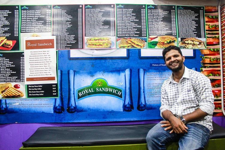 The Sandwich Prince The humble man who built Chennais Royal Sandwich empire