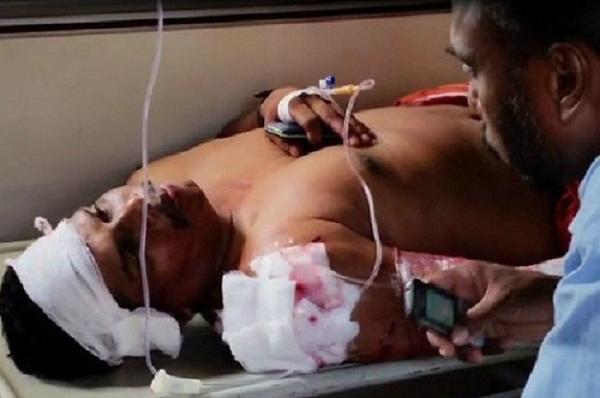BJP worker in Kerala hacked in front of school students in broad daylight