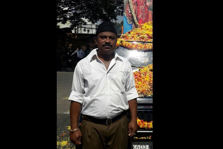 RSS man hacked to death in Bengaluru Sec 144 imposed as bandh called in Shivajinagar