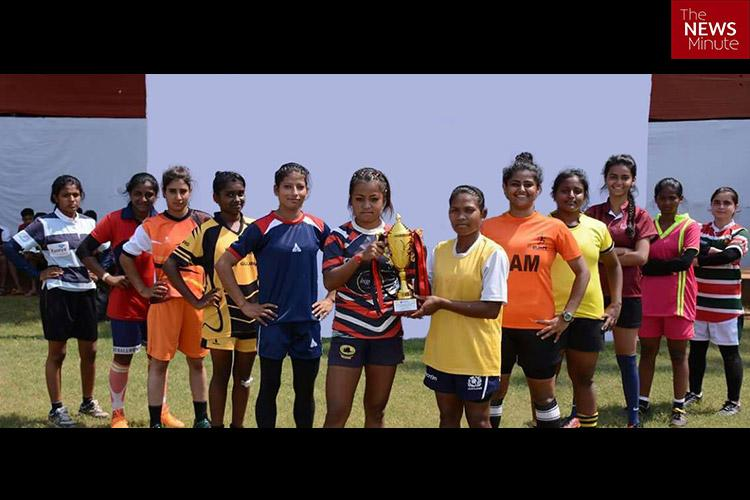 Womens rugby gains ground but recognitions hard to come by in Ktaka