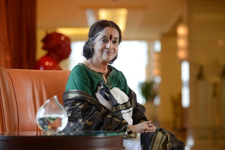 Stories I heard created an aura around Raja Ravi Varma Hidden Truth author Rukmini