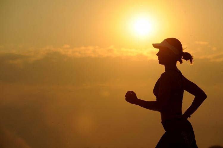 How to run like an Olympian