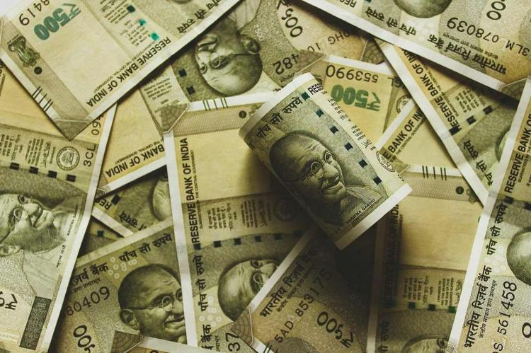A representative image of money