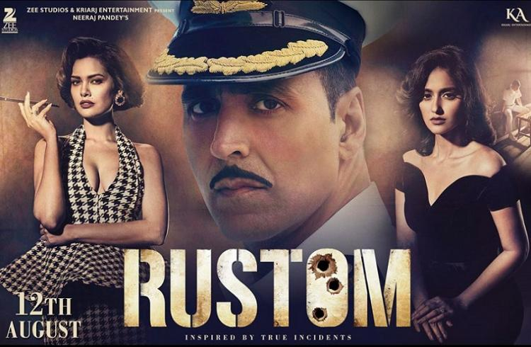 Review Diluted characters and lumpy narrative leaves Rustom rather tame