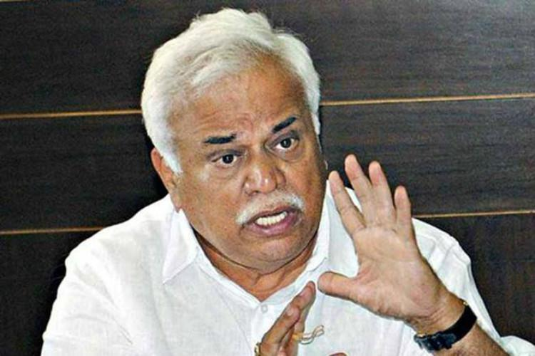 I believe I am senior most Congs RV Deshpande on who pro-tem Speaker will be