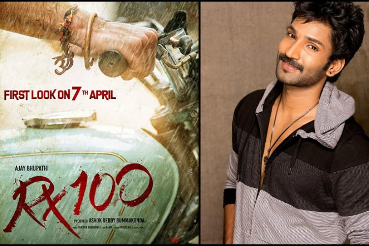 Aadhi in Tamil remake of RX100