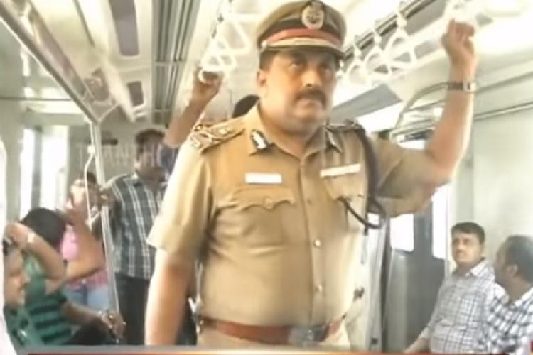 Election commission replaces Chennai police commissioner after DMK's complaint