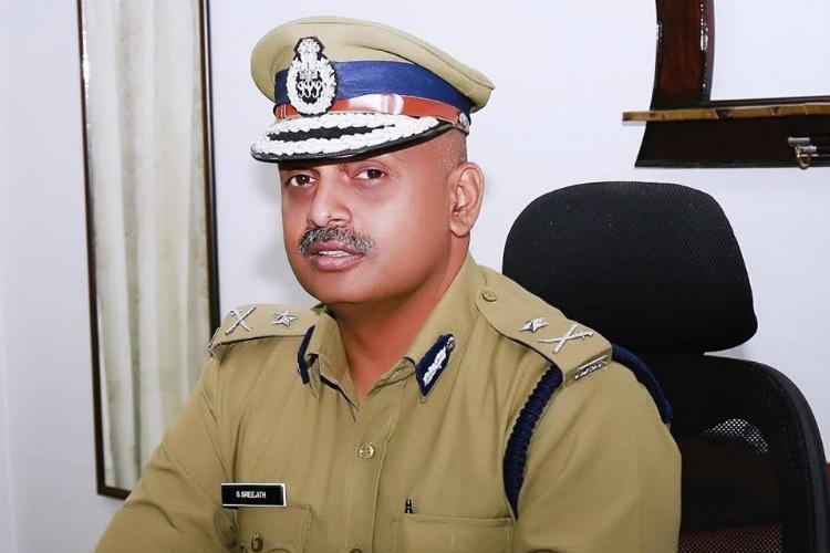 Kerala crime branch IG Sreejith to head probe on Sanal Kumars death