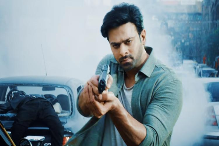 Complaint against Saaho producers for allegedly not featuring product in film