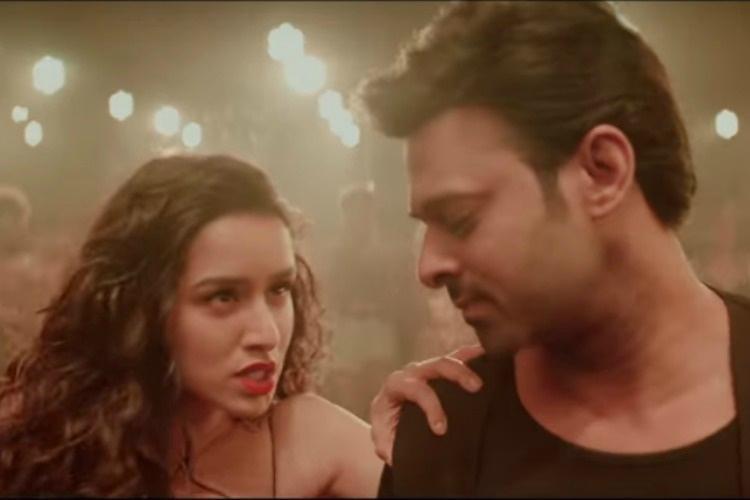 Watch Prabhas and Shraddha sizzle in Psycho Saiyaan from Saaho