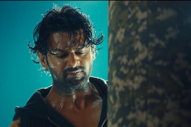 Saaho review Prabhas is the saving grace of this weakly written action flick
