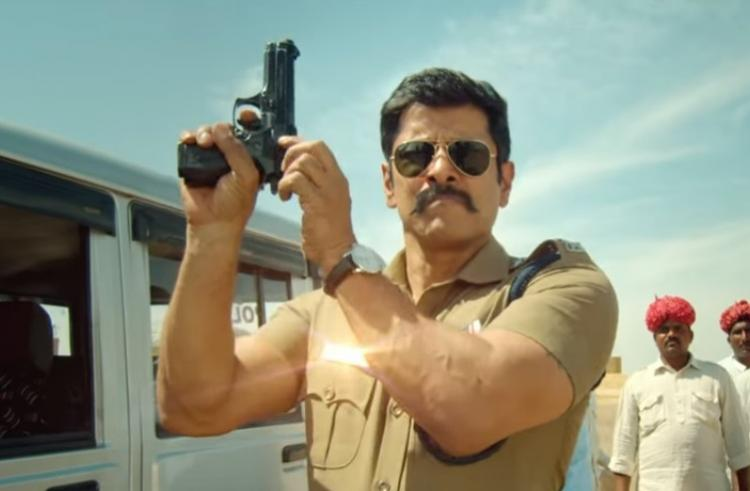 Saamy Square review This Vikram starrer is a loud exhausting sequel