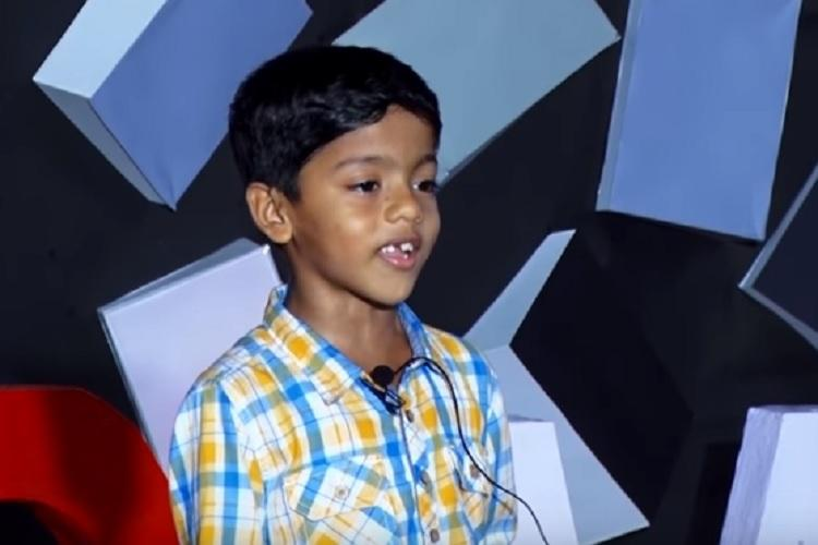 From building a cleaner robot to being youngest TedX speaker Meet Saarang Sumesh