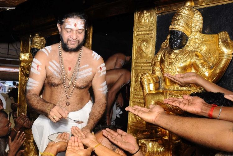 Why disallowing menstruating women into Sabarimala is against the spirit of the constitution