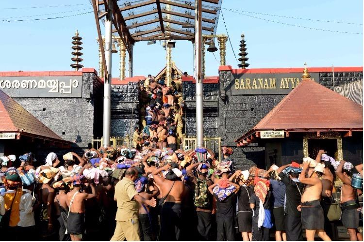 Women used to pray at Sabarimala temple in the past says Kerala Minister