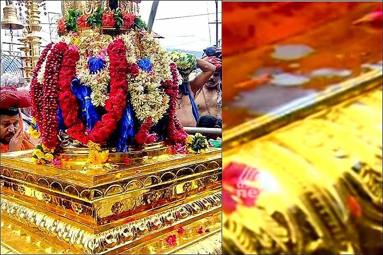 Conspiracy or ritual gone wrong 3 held for damaging Sabarimala flag mast by pouring mercury