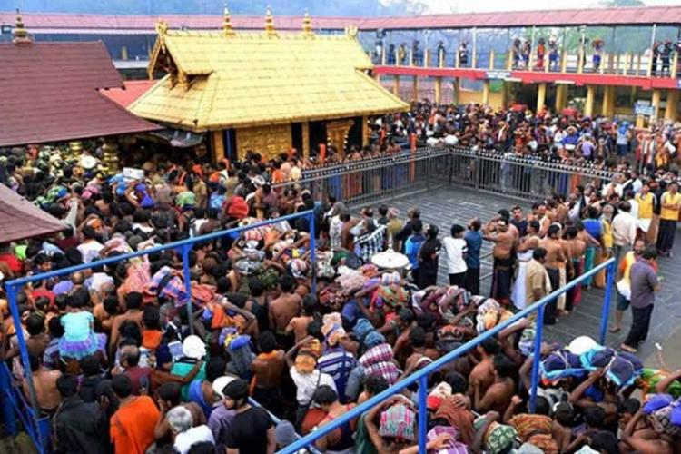 The battle over Ayyappa A timeline of the tiff between Kerala govt and Sabarimala admins