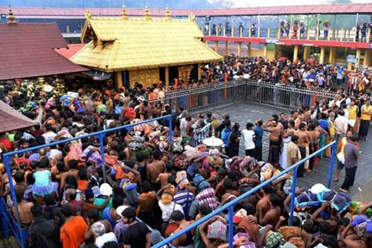 Sabarimala review petitions to be heard in Supreme Court on Tuesday