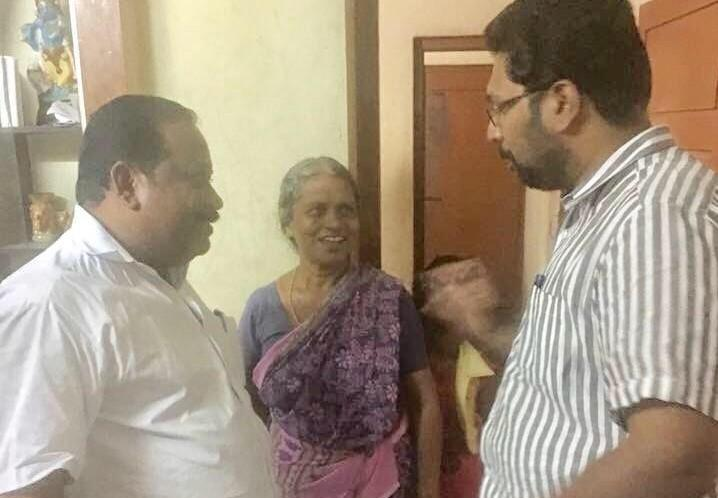 72-year-old Kerala woman manhandled by Congress worker over minor tiff MLA apologises