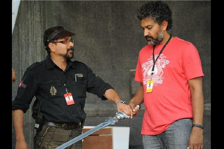 National Award winning art director Sabu Cyril speaks about Baahubali 2