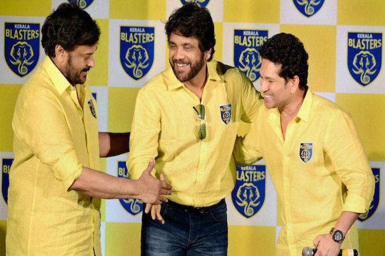 PBL franchise Sachins new venture with Chiru Nagarjuna and Allu Aravind