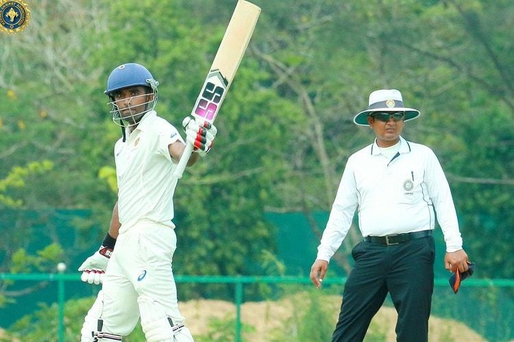 Kerala cricket team creates history by entering Ranji Trophy semis for 1st time