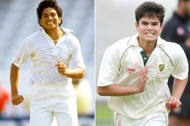 Watch When Arjun Tendulkar bowled to England to prepare them for this World Cup game