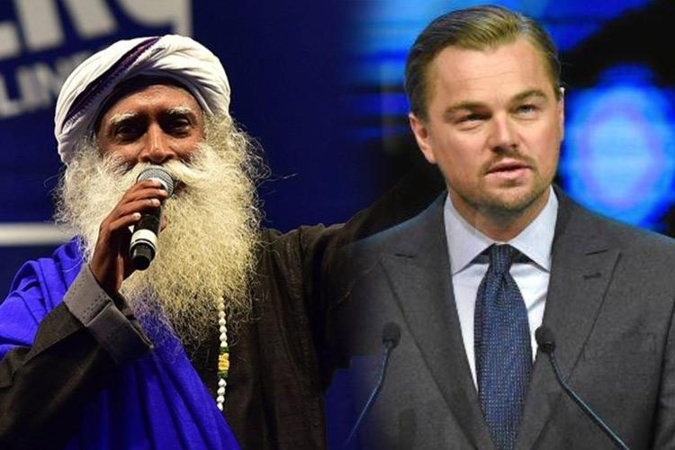 95 civil society groups ask Leonardo DiCaprio to withdraw support for Cauvery Calling