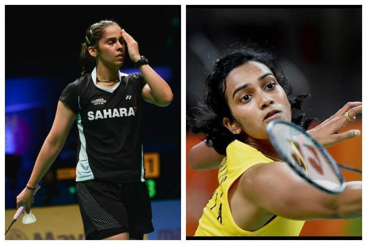 Shuttlers Saina Sindhu Prannoy advance in All England