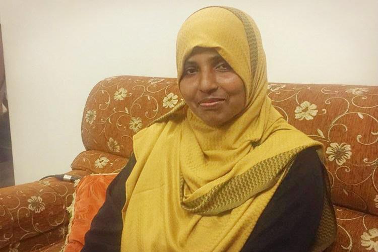 Islamophobes behind Hadiyas father Former guardian Sainaba tells SC