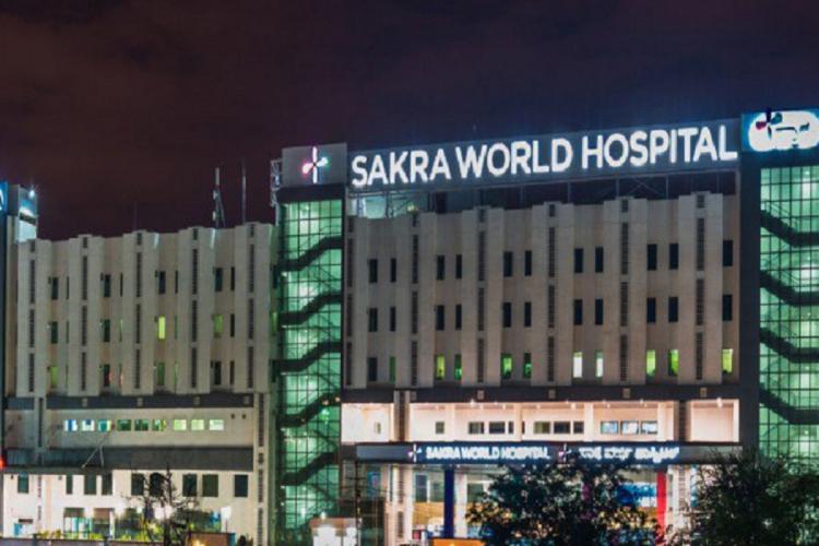 Sakra Hospital building