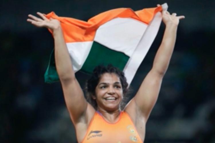 Rio Olympics Wrestler Sakshi Malik takes bronze to open Indias account