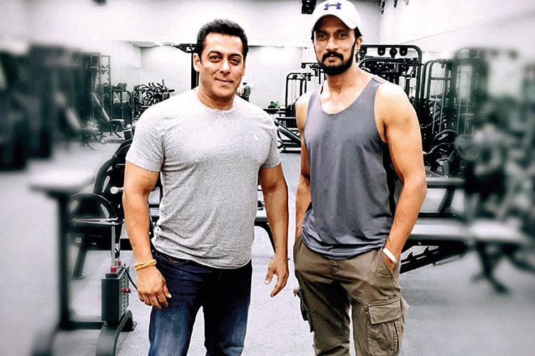 Not producing Salman Khan starrer Sudeep clarifies on rumours
