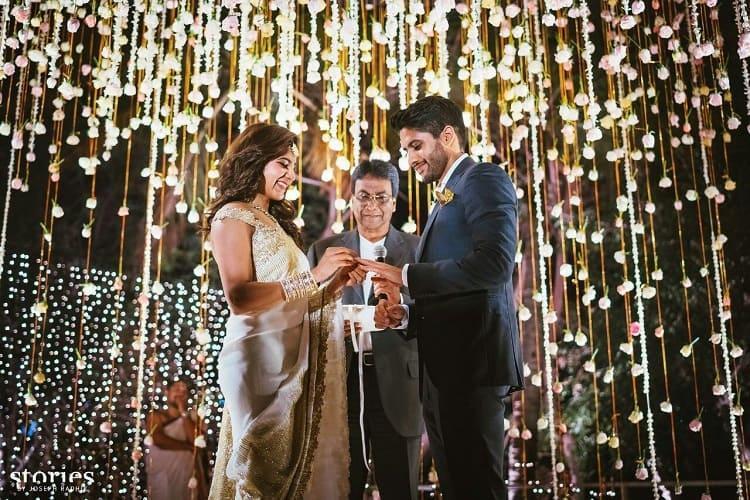 Their engagement Naga Chaitanya and Samantha Ruth Prabhu are the cutest celebrity couple around