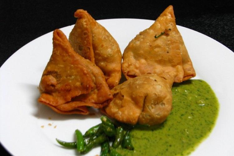 Broccoli samosa cannot be samosa Internet groans at menu for Trumps in Gujarat