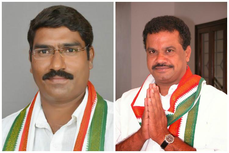 Telangana Congress MLAs file contempt plea against Assembly secy over their expulsion