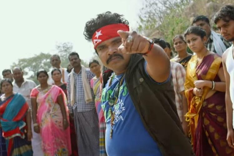 Watch Spoof film Kobbari Matta has the longest Telugu monologue